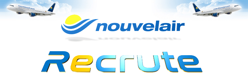 نوفلار للطيران NouvelAir تنتدب، آخر أجل للتسجيل 23 جانفي