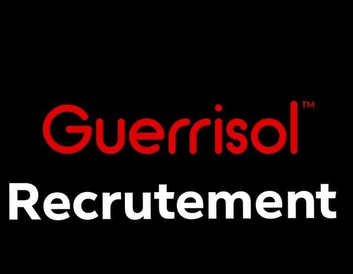 Guerrisol recrute Caissières et Vendeuses