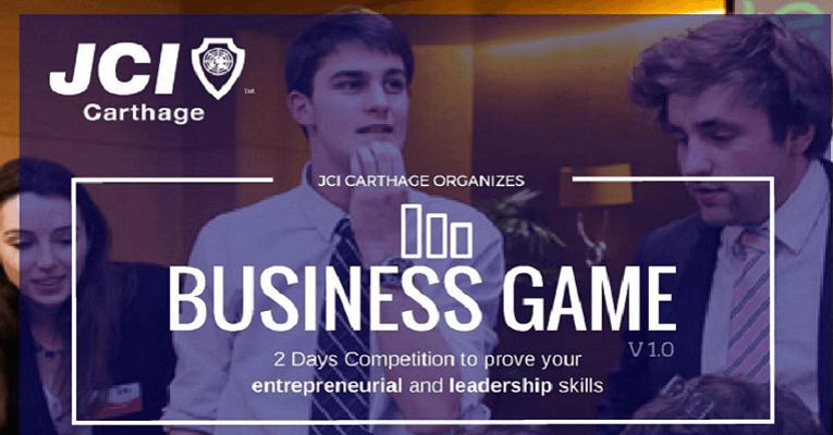 """JCI Carthage lance la compétition """"Business Game"""""""
