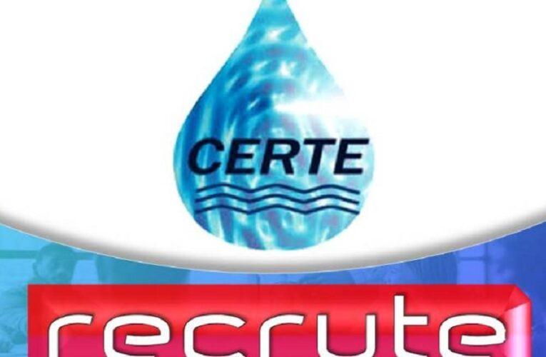 مركز بحوث و تكنولوجيات المياه يفتح باب الترشح للإنتداب