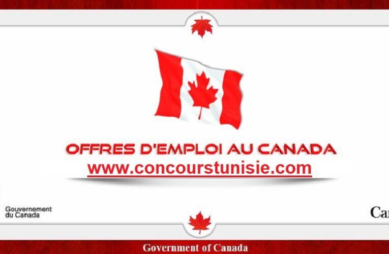 Des Sociétés Canadiennes recrute Plusieurs Profils