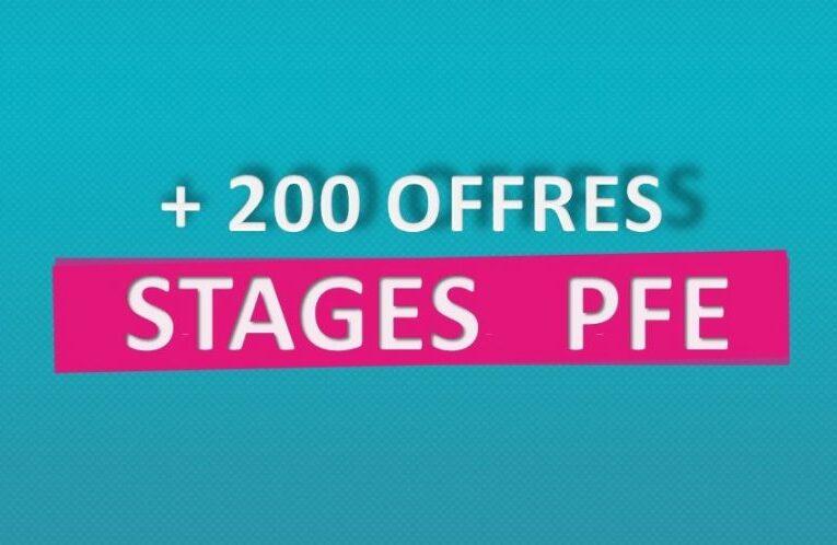 Collection de plusieurs Catalogues [ Stages PFE 2021 ]
