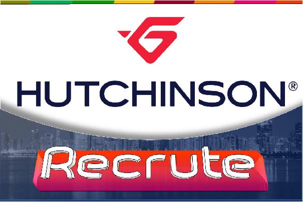 2021 الشركة الفرنسية هتشنسون تنتدب أعوان واطارات في عديد الاختصاصات / HUTCHINSON Recrute plusieurs profils pour 2021