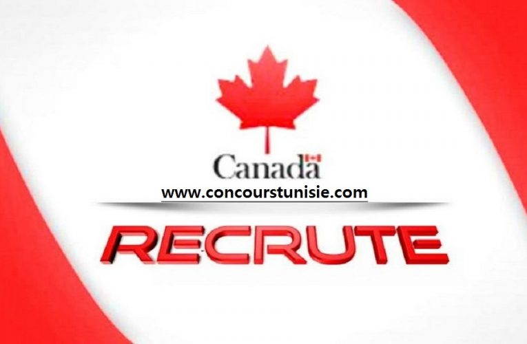 انتداب عديد الأعوان في اختصاصات مختلفة للعمل بكندا